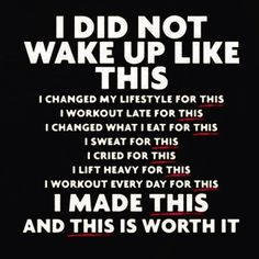 Monday Morning Motivation  Go get your THIS!
