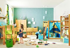 diy with kids DIY With The Kids: Bedroom or Imagination Emporium?