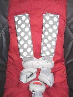 diy car seat straps