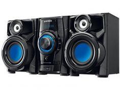 Mini System 1 CD 2 Caixas 260W RMS MP3 - Rádio AM/FM Conexão USB MS-05 Mondial