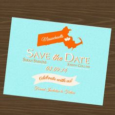 Out of State Save the Dates (Custom) Maybe??