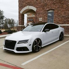 Find images and videos about luxury, car and audi on We Heart It - the app to get lost in what you love. Luxury Sports Cars, Top Luxury Cars, Sport Cars, Fancy Cars, Cool Cars, Sexy Autos, Dream Cars, Rs6 Audi, Audi A5