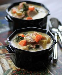 Noshing With The Nolands                                                                   • 6 days ago                                                                                                   Sausage and Curly Kale Chowder plus a review of an amazing soup cookbook called Great Homemade Soups!!!                                                                                                                                                                                                                                                             Holly @ Happy Food, Healthy Life                                                                   • That's you!                                                                                                                                                   Comment