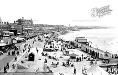 Photo of Weymouth, Beach 1923 from Francis Frith Weymouth Harbour, Weymouth Beach, Weymouth Dorset, Dorset England, Photo Archive, Historical Photos, Us Travel, Black And White Photography, Old Photos