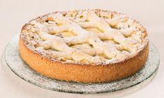 Ricetta Crostata di mele, frutta secca e crema pasticcera - Paneangeli