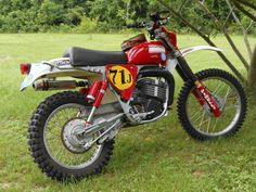 Mid- 1970's Hercules GS250, Sachs Powered. A very nice example of a well-designed, well-made motorcycle.