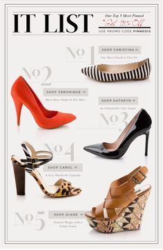 ShoeMint Email Design