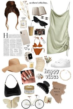 ;) Outfit | ShopLook Beach Day Outfits, Summer Outfits, Witch Outfit, Outfit Maker, Nike Air Force, Night Out, How To Wear, Fashion, Teen Fashion