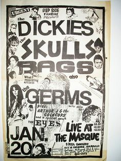 the bags punk band - Google Search