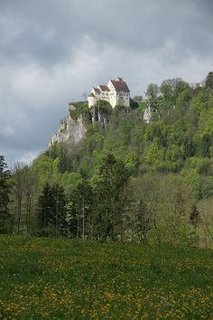 Castle Werenwag (Danube Valley) #3 about 30 miles from my home. :)