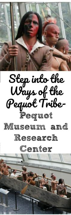 If you are looking for a truly immersive way to learn about the Pequot tribe, you must visit the Pequot Museum and Research center. via @debitalks
