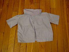 La chemise d'Augustin > Récup d'une chemise d'homme