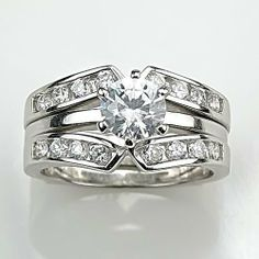 Engagement Ring Guards 9