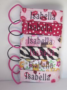 luggage tags @Meagan Finnegan Bownds, for your trip
