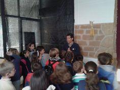 Muchas gracias de nuevo al Colegio El Recreo por el esfuerzo que hacen para participar en la ruta Descubriendo a Juan Diaz de Solís !!