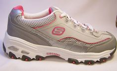 9 best brandline of shoes I ever had. SKECHERS D'LITES
