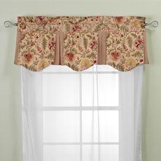 Imperial Dress Antique Valance - Bed Bath & Beyond - girls room ?