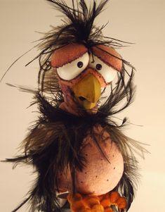 Rod puppets | Figurenschneider – Puppenbau & Figurenbau Norman Schneider Walk-Acts