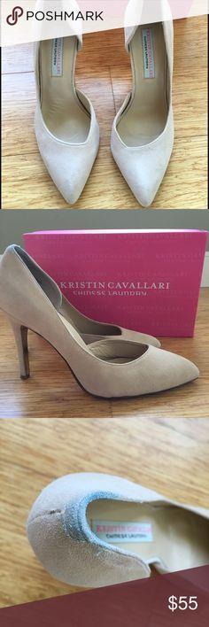 Selling this Kristin Cavallari Women's Copertina Pump in my Poshmark closet! My username is: adbernardi. #shopmycloset #poshmark #fashion #shopping #style #forsale #Chinese Laundry #Shoes