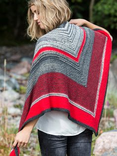 Nordic Yarns and Design since 1928 Chunky Knit Scarves, Shawl Patterns, Scarf Wrap, Ravelry, Bell Sleeve Top, Pullover, Blanket, Boho, Sewing