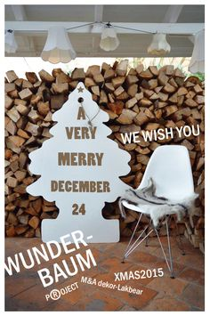 Lakbear has shared 1 photo with you! Diy Christmas Tree, Holiday Traditions, Recycling, December, Merry, Creative, Projects, Crafts, Inspiration