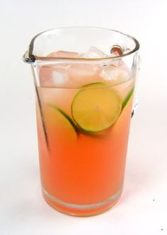 Watermelon Limeade - Pink Saturday