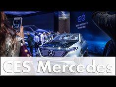 Die CES (Consumer Electronics Show) in Las Vegas wird Jahr für Jahr mehr zu einer Plattform für die Neuheiten aus der Automobilindustrie. So zeigt Mercedes hier das Konzept Fit & Healthy auf Basis eines Maybach und mit Vans & Robots eine clevere Lösung für den Transport von Paketen auf der sog. Letzen Meile. Insgesamt wird das Thema Künstliche Intelligenz im Fahrzeug hervorgehoben und erneut die Elektrostudie Concept EQ gezeigt. Quelle: http://ift.tt/1ISU4Q3   Gerne kannst Du unsere Videos…