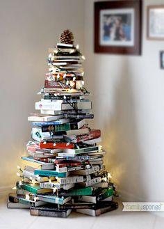 Julen. Känns kanske lite samma, samma år efter år. Här kommer lite annorlunda tips på juldekorationer för dig som vill tänka utan för boxen när det kommer till julen.