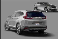 New Honda CRV 2018 - Hybrid Engine Performance, Design Review
