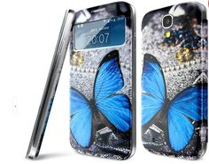 Θήκη Butterfly Preview Window Flip Case OEM (Samsung Galaxy S4 mini) - myThiki.gr - Θήκες Κινητών-Αξεσουάρ για Smartphones και Tablets - Πεταλούδα Galaxy S4 Mini, Samsung Galaxy S4, Phone Cases, Phone Case