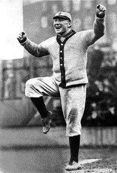 That time Baseball Hall of Famer Hughie Jennings jumped into an empty swimming pool and nearly died | by BaseballObscura | Medium Sports Stadium, Sports Baseball, Detriot Tigers, Giants Team, Philadelphia Inquirer, Baltimore Orioles, New York Giants, Detroit, Swimming Pools