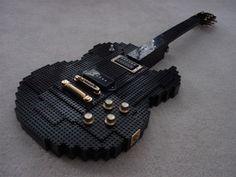 Lego Electric Guitar
