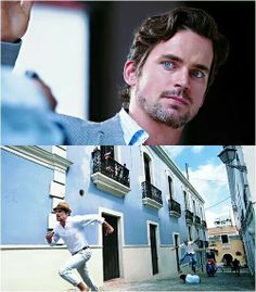 Neal.. White Collar Neal, Matt Bomer White Collar, Movies Showing, Movies And Tv Shows, Neal Caffrey, To Catch A Thief, Comic, Fandoms Unite, Male Celebrities