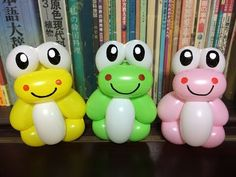 バルーンアート カエルの作り方② (La grenouille - Balloon Frog - La rana - 青蛙) - YouTube Balloon Flowers, Red Balloon, Balloon Ideas, Photo Booth Setup, Balloon Animals, Animal Balloons, Twisting Balloons, Balloon Cartoon, Fruit Animals