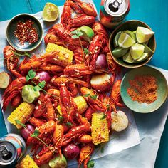 Viet-Cajun Crawfish Boil