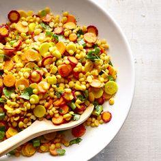 Carrot and Dal Salad | MyRecipes.com