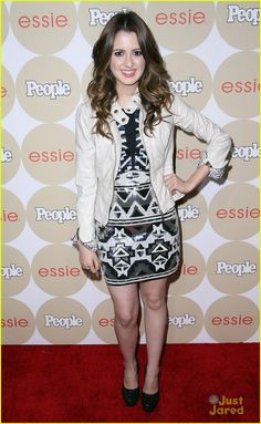 Laura & Vanessa Marano: People Mag's 'Ones to Watch' Party Pair! | laura marano vanessa marano peoples ones to watch party 05 - Photo