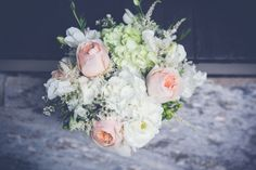 Sarah and TJ's Outdoor Wedding With First Look and Rustic Details. By BG Productions