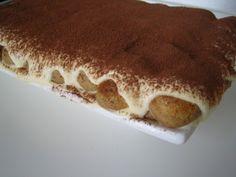 Kätrini kokkamispäevik: Tiramisu - itaalia klassikaline retsept