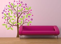 A pretty tree for the wall.  $94 plus shipping.