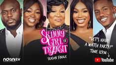 """The episode finale of """"Skinny Girl in Transit"""" is finally here. On SGIT Season 6 Episode 12 which is the final episode of the season, Tiwa decides to quit Finding A New Hobby, First Daughter, Skinny Girls, World Music, New Hobbies, School Fashion, Music Lovers, Birthday Wishes, Let It Be"""