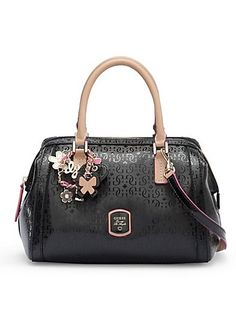 Frosted Box Satchel | GUESS.ca