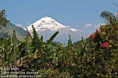 Pico de Orizaba, Tlaxcala, Cacaxtla & Xochitecatl Ruins