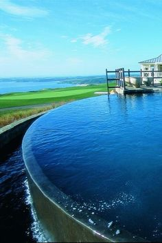 Race you to the infinity pool. Kauri Cliffs (Matauri Bay, New Zealand) - Jetsetter Dream Vacations, Vacation Spots, New Zealand Hotels, Amazing Places, Adventure Travel, Trip Advisor, Beautiful Things, The Good Place, Infinity