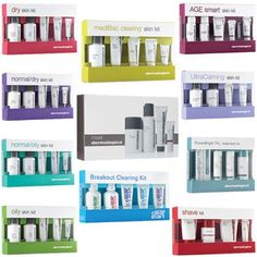 Dermalogica-Skin-Kits - http://www.styledtosparkle.com/beauty/skincareandbody/acne-anti-aging-part-3-dermalogica/