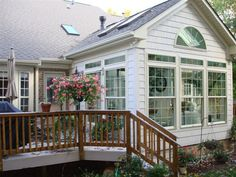 Want to add a glass front porch to your remodeling plans? Here's tips!