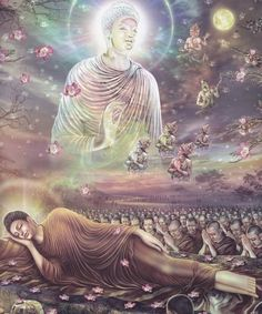 Paramchaintanya Men — danielwamba:  Buddha from birth to death in full....