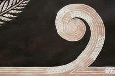 Papatuanuku Polynesian Art, New Zealand Art, Maori Art, Gladstone, Kiwi, Contemporary Art, Art Ideas, Artists, Black And White