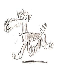 sketchbook strays   Flickr - Photo Sharing! Fred Blunt