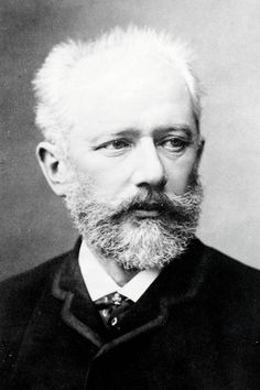 """Peter Ilyich Tchaikovsky (1840-1893), one of my favorite composers; he wrote """"The Nutcracker"""" ballet in 1892.  It is a Christmas tradition around the world."""
